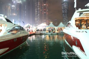Around the World: Dubai International Boat Show