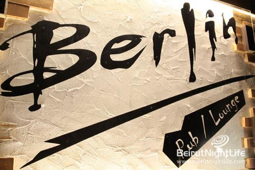 Berlin- Gemmayzeh Beirut