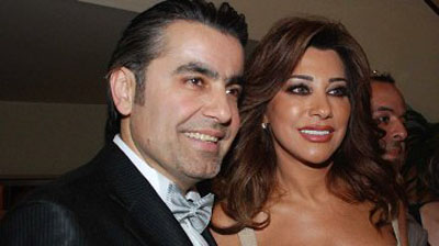 Bassam Nehme launches his new designs collection in the presence of Najwa Karam