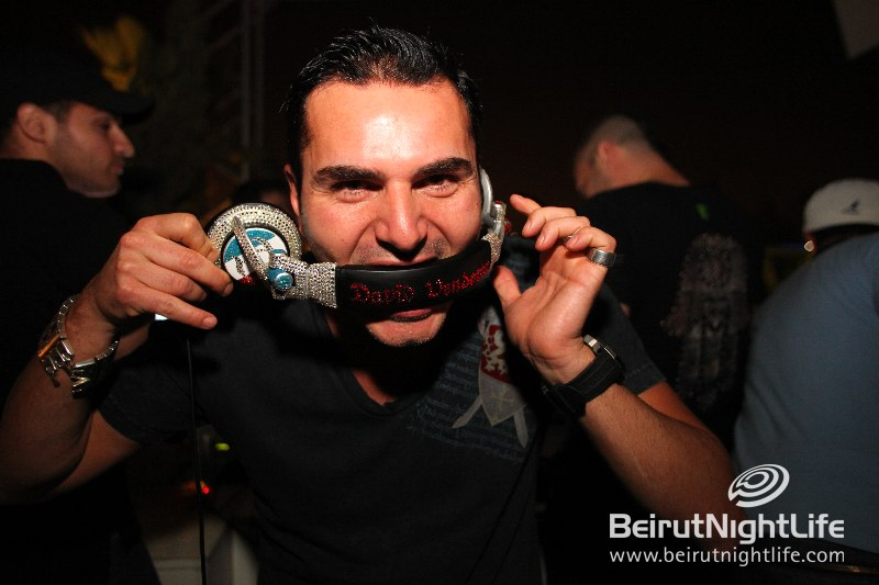 David Vendetta at White Beirut