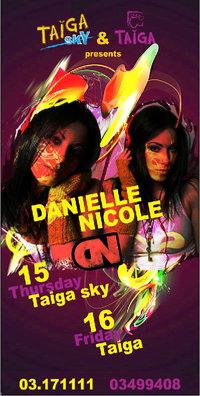 Danielle Nicole Live at Taiga & Taiga Sky