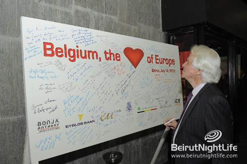 Belgian Embassy and Bonja