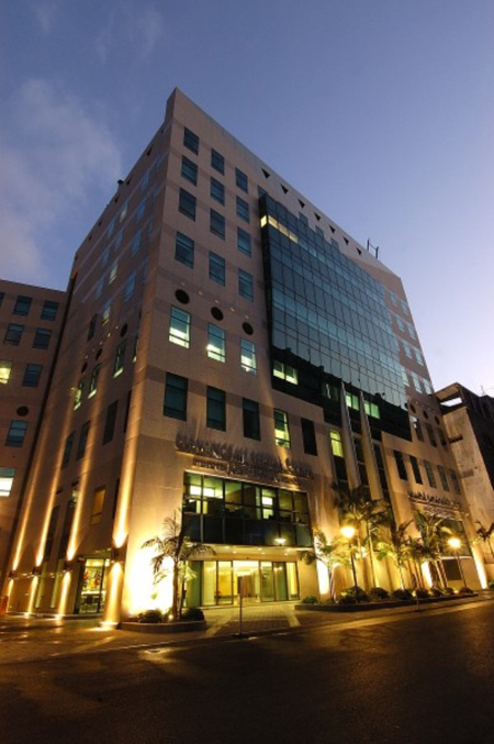 Hospital Build Middle East 2010 Rewarded Lebanese Hospital Two Regional Excellence Awards