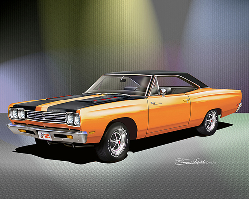 The 1969 Plymouth Road Runner