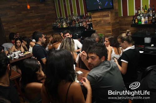 Summer in Beirut: Calabria Gemmayzeh