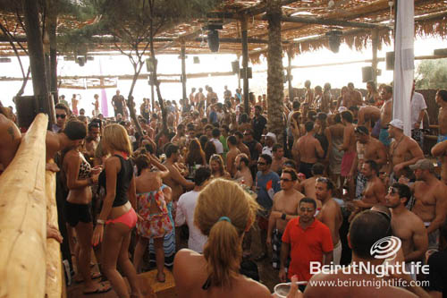 Eddé Sands Beach Bar: Dare to miss another summer fiesta!!??