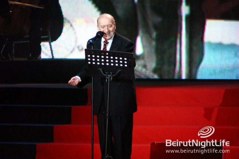 Wadih El Safi Tribute Opens Byblos International Festival 2010