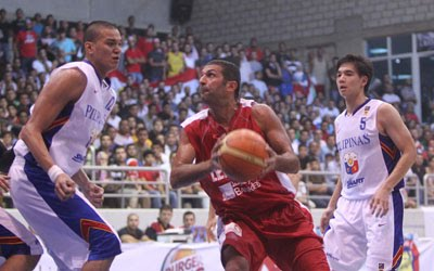 Lebanon takes first step towards Stankovic Basketball Cup title