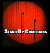 A STAND UP COMEDY SHOW