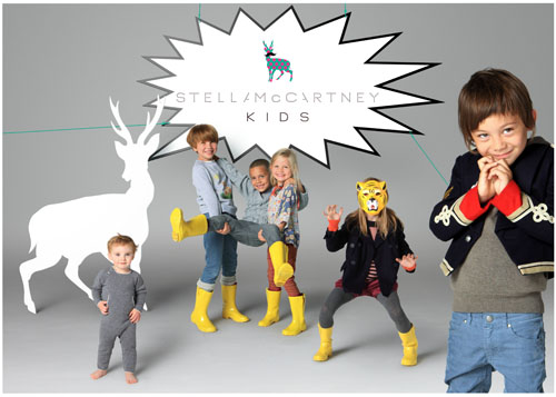 Stella McCartney Designs for Kids