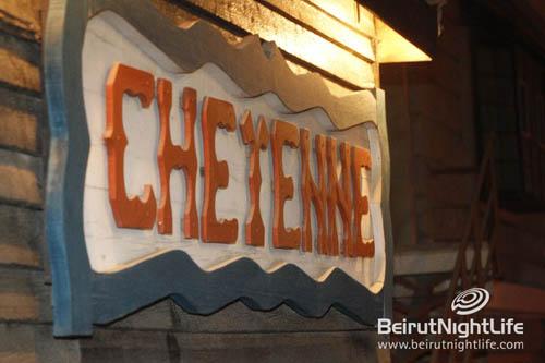 Cheyenne Pub & Restaurant Opening Broumana
