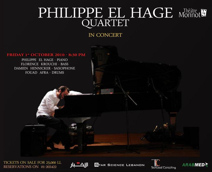PHILIPPE EL HAGE IN CONCERT