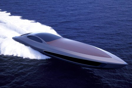 Strand Craft 122 super yacht
