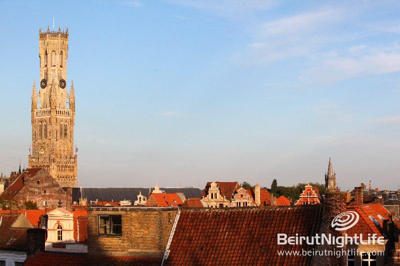 Around the World: Bruge, Belgium- Day time