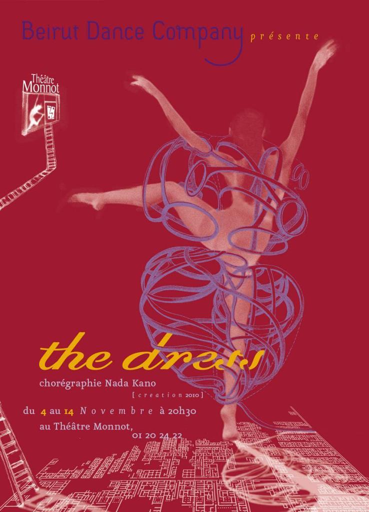 The Dress: Conception and Choreography Nada Kano