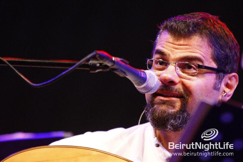 Beirut Jazz Festival 2010 Opening: Charbel Rouhana's Big Band