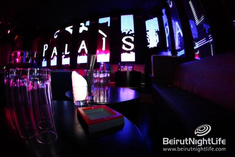 Palais Monot Opening Night