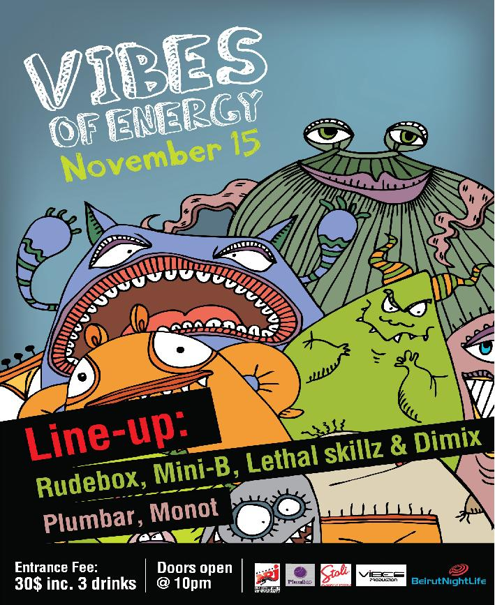 Vibes Of Energy At Plumbar Monot