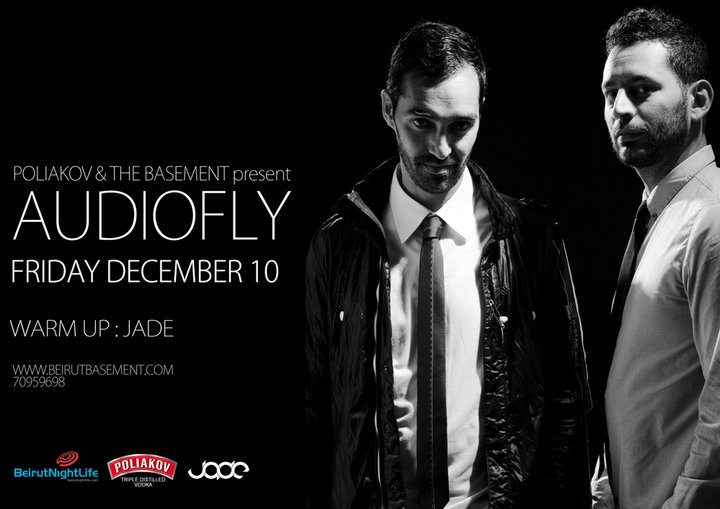 Poliakov Pres. AUDIOFLY (SP) At The Basement
