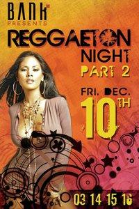 Reggaeton Night Part 2 At Bank Batroun