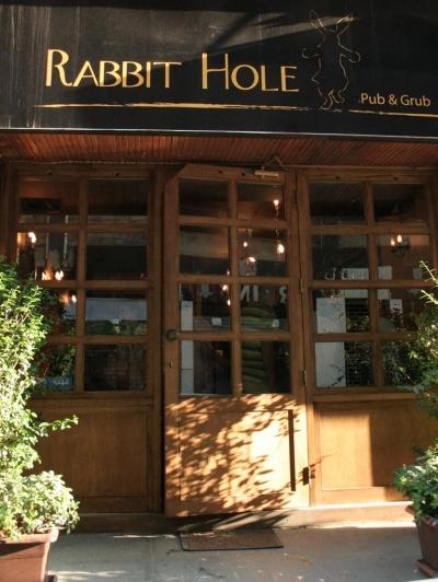BEATLES TRIBUTE AT RABBIT HOLE