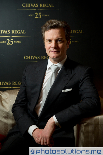 The Chivas Legends Dinner 2010 Honours Colin Firth