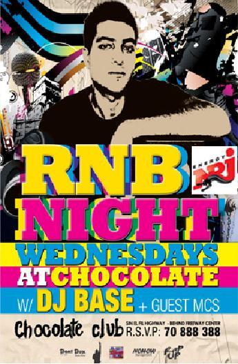 Chocolate Wednesday With Nrj At Chocolate Club