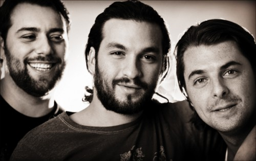 Swedish House Mafia: The Hot Trio