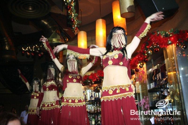Cassino New Year Eve 2011