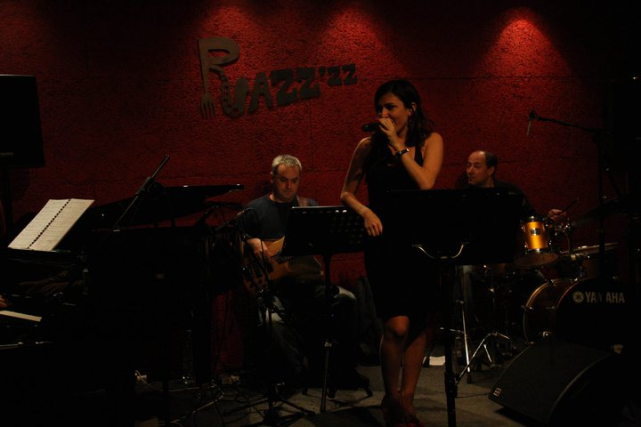 Sarah's Jazz Quartet At Razz'zz