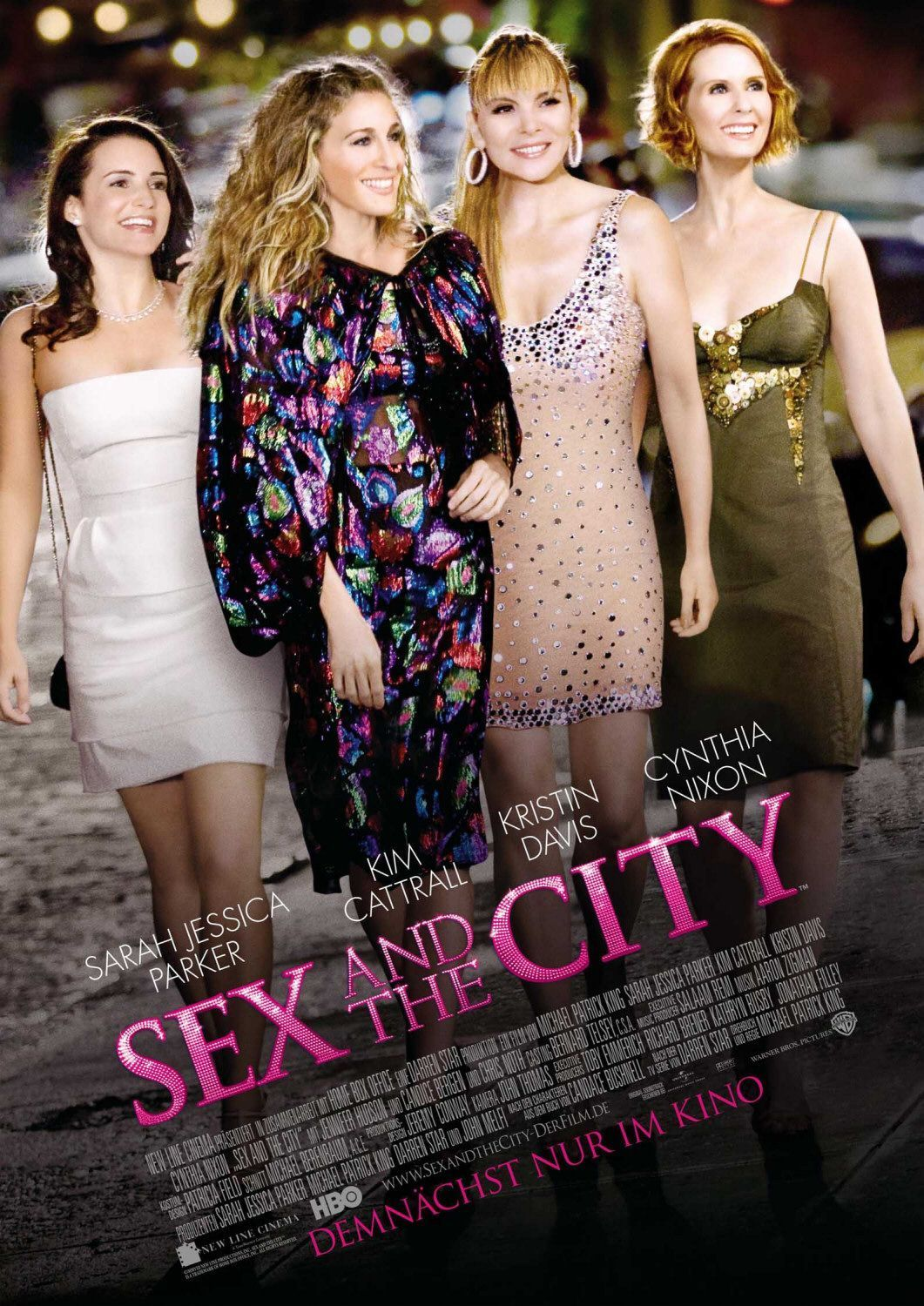 Sex and the city movie what happens