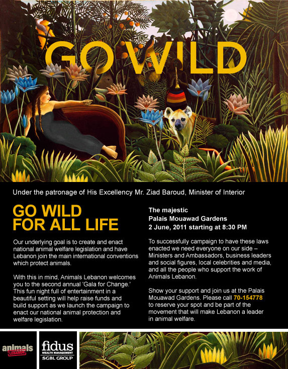 Go Wild For All Life