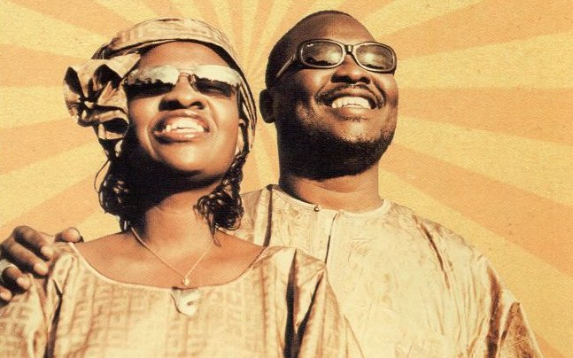 Afro Blues by the Blind Couple from Mali – Amadou and Mariam