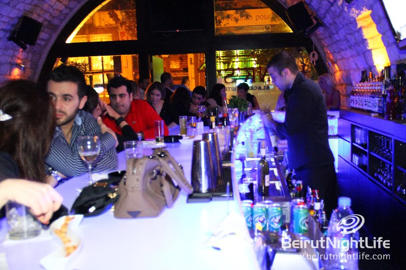 Hank's: Drink to Good Times in Jounieh