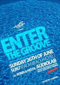 USB Entertainment Presents Enter The Groove At Sun7