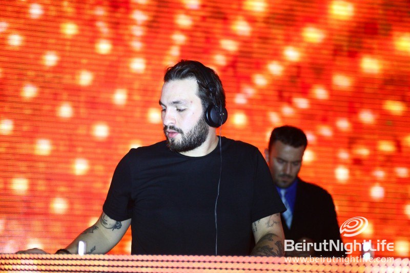 Steve Angello Live at White Beirut