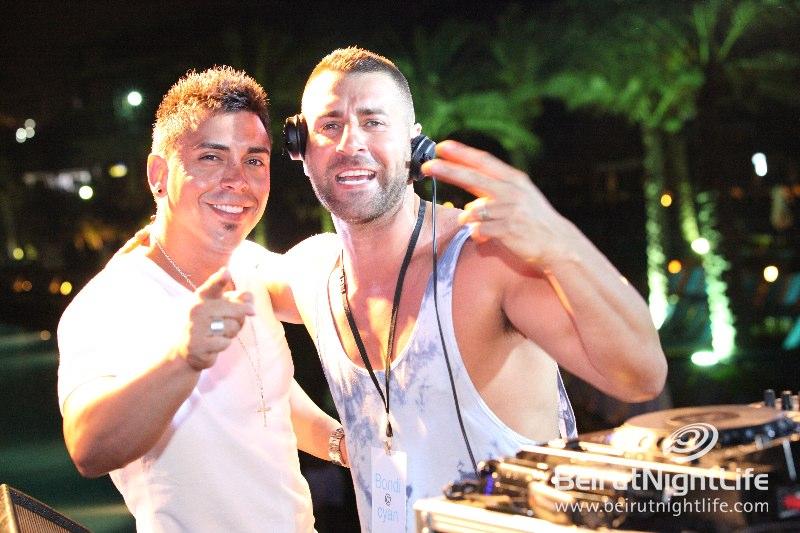 Bondi Beach Party at Cyan