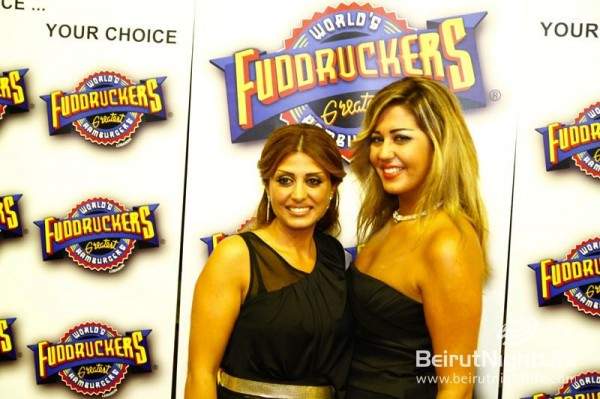 Fuddruckers: The World's Greatest Hamburger Now in Beirut!