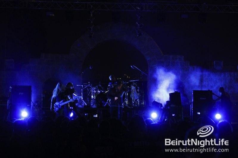 Rock Festival 2011: Lebanon's Rockers Headbanged the Night Away