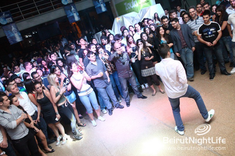 Karaoke with a Twist: The USEK Helium Karaoke Night 2011