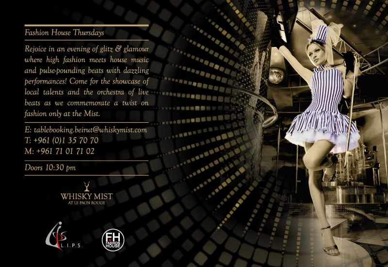 Fashion House At Whisky Mist