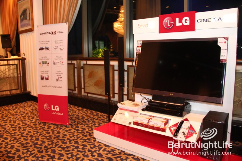 LG's All New Cinema 3D TV