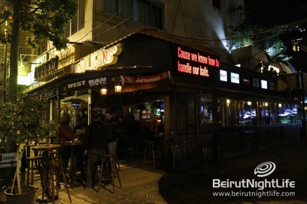 Bar-Hopping on the Jounieh Strip