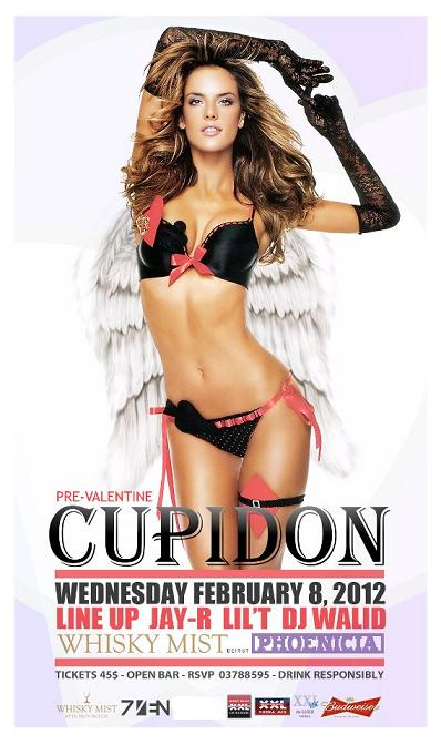 Cupidon At Whisky Mist