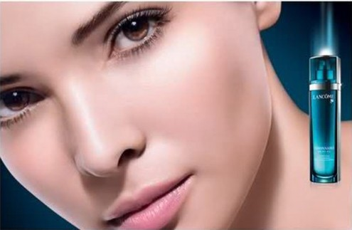 An Arab Beauty is the New Face of Lancome