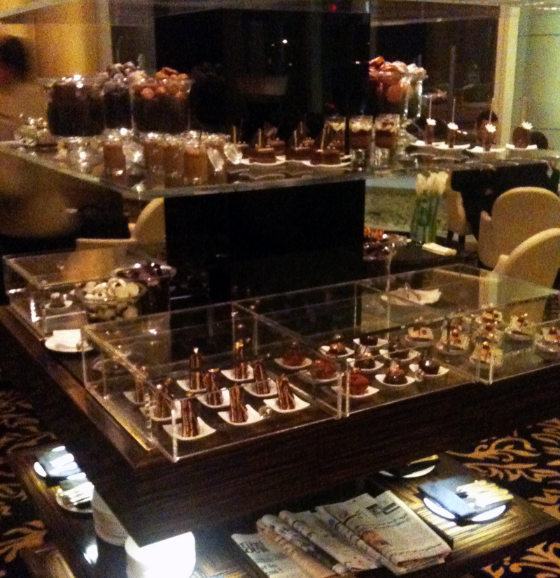 A Wonderful Chocolaty Evening at The Four Seasons Beirut