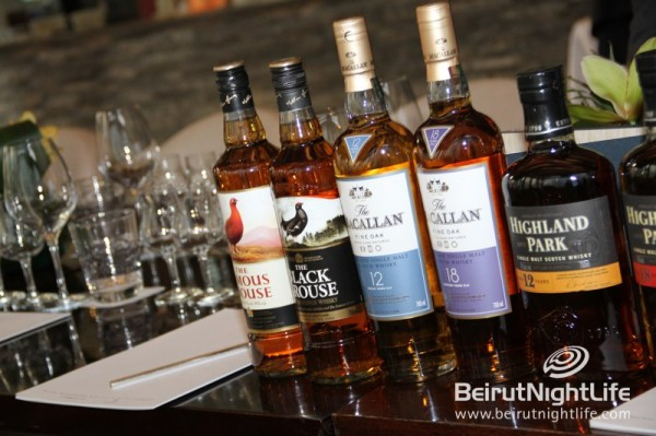 Macallan Whisky Tasting Event at Le Gray