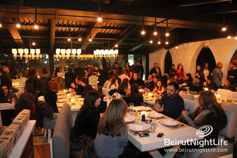 Urban Faqra: A Perfect Evening at the Novel Spot in Faqra