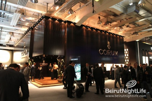 BASEL WORLD 2012 in Switzerland — Covered by BNL