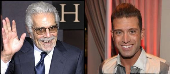 Omar Sharif is half Jewish and Gay!